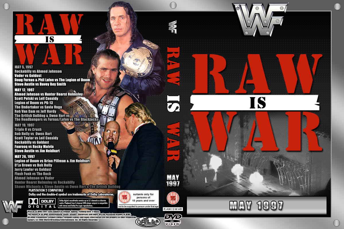 Wwf Wwe Custom Covers